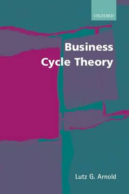 Business Cycle Theory (Paperback)
