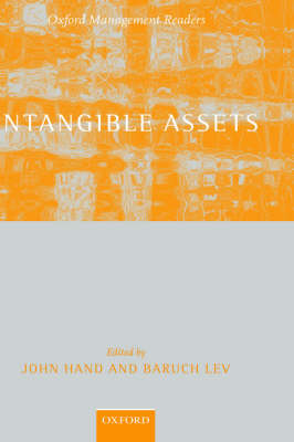 Intangible Assets: Values, Measures, and Risks - Oxford Management Readers (Hardback)