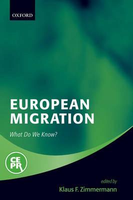 European Migration: What Do We Know? (Hardback)