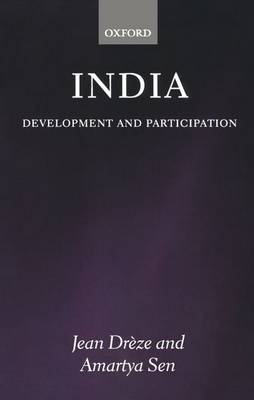 India: Development and Participation (Paperback)