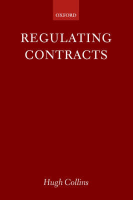 Regulating Contracts (Paperback)