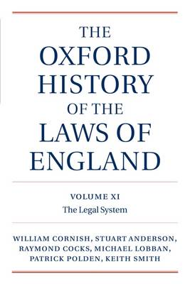 The Oxford History of the Laws of England, Volumes XI, XII, and XIII: 1820-1914 - The Oxford History of the Laws of England