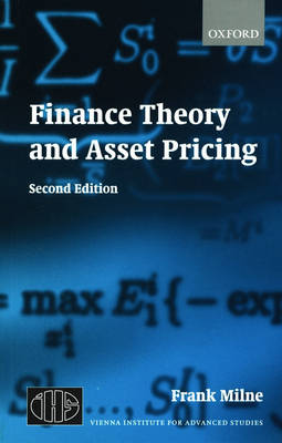 Finance Theory and Asset Pricing: Second Edition (Paperback)
