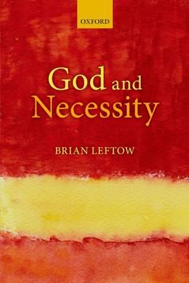 God and Necessity (Hardback)