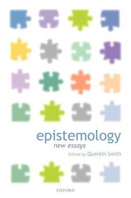 Epistemology: New Essays (Paperback)
