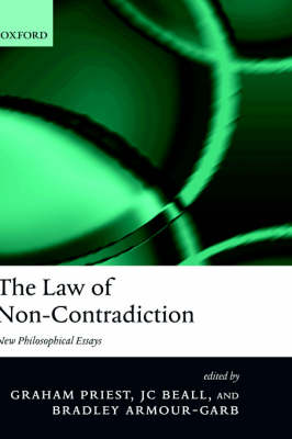 The Law of Non-Contradiction (Hardback)