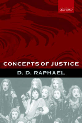 Concepts of Justice (Paperback)