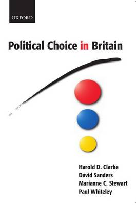 Political Choice in Britain (Paperback)