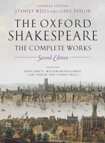 William Shakespeare: The Complete Works (Hardback)