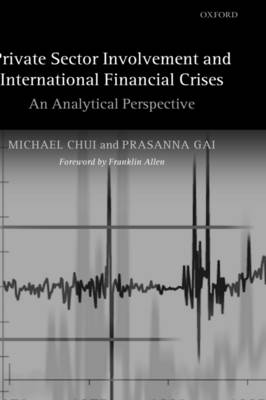 Private Sector Involvement and International Financial Crises: An Analytical Perspective (Hardback)