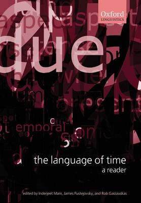 The Language of Time: A Reader (Paperback)