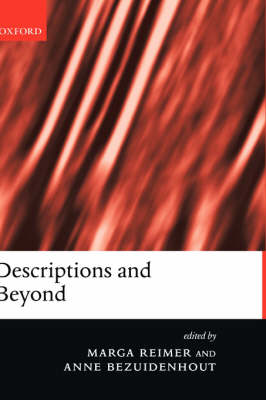 Descriptions and Beyond (Hardback)