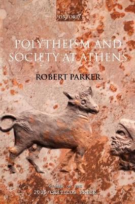 Polytheism and Society at Athens (Hardback)