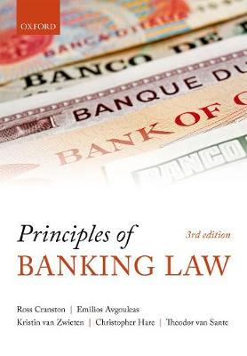 Principles of Banking Law (Paperback)
