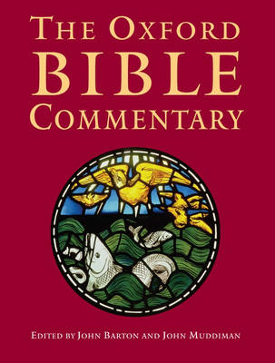 The Oxford Bible Commentary (Paperback)