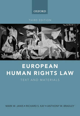 European Human Rights Law: Text and Materials (Paperback)