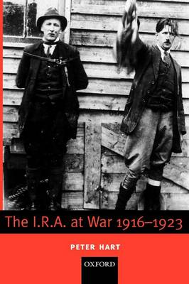 The I.R.A. at War 1916-1923 (Paperback)
