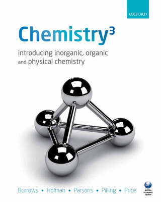 Chemistry3: Introducing Inorganic, Organic and Physical Chemistry (Paperback)