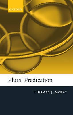 Plural Predication (Hardback)