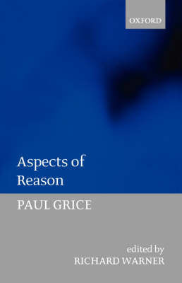 Aspects of Reason (Paperback)