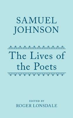 Samuel Johnson's Lives of the Poets pack - Oxford English Texts
