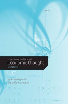 An Outline of the History of Economic Thought (Hardback)