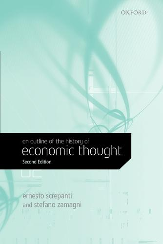 An Outline of the History of Economic Thought (Paperback)