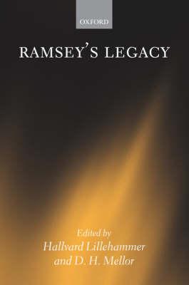 Ramsey's Legacy - Mind Association Occasional Series (Hardback)