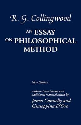 An Essay on Philosophical Method (Hardback)