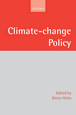 Climate Change Policy (Paperback)