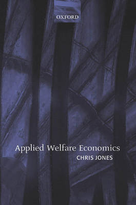 Applied Welfare Economics (Hardback)