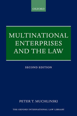 Multinational Enterprises & the Law - Oxford International Law Library (Hardback)