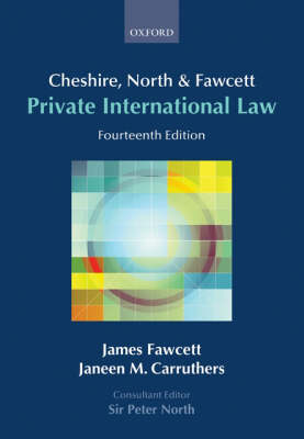 Cheshire, North & Fawcett: Private International Law (Paperback)
