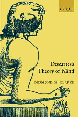 Descartes's Theory of Mind (Paperback)