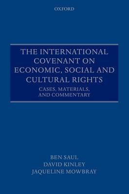 The International Covenant on Civil and Political Rights: Cases, Materials, and Commentary (Paperback)