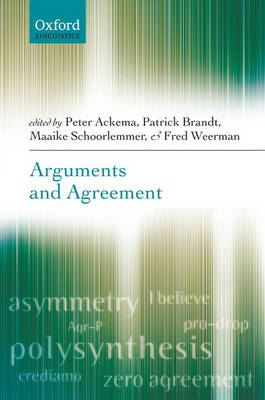 Arguments and Agreement (Hardback)