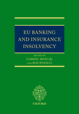 EU Banking and Insurance Insolvency (Hardback)