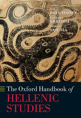 The Oxford Handbook of Hellenic Studies - Oxford Handbooks (Hardback)
