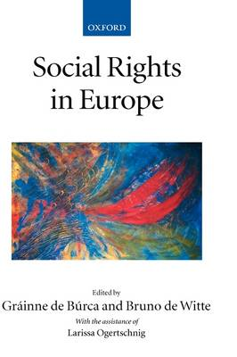 Social Rights in Europe (Hardback)