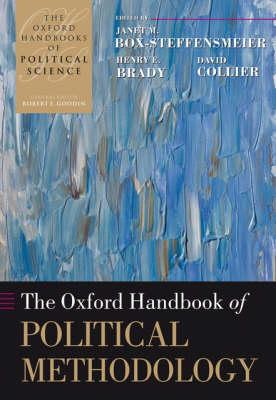 The Oxford Handbook of Political Methodology - Oxford Handbooks (Hardback)