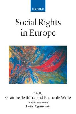 Social Rights in Europe (Paperback)