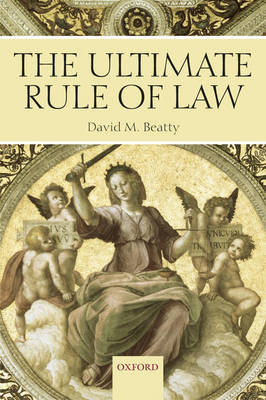 The Ultimate Rule of Law (Paperback)