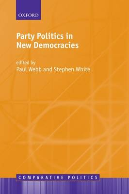 Party Politics in New Democracies - Comparative Politics (Paperback)