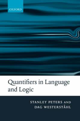 Quantifiers in Language and Logic (Paperback)