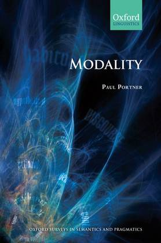 Modality - Oxford Surveys in Semantics & Pragmatics (Hardback)