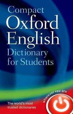 Compact Oxford English Dictionary for University and College Students (Paperback)