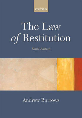 The Law of Restitution (Paperback)