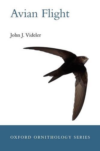 Avian Flight - Oxford Ornithology Series (Paperback)