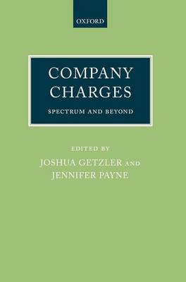 Company Charges: Spectrum and Beyond (Hardback)