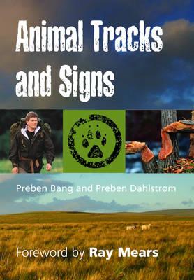 Animal Tracks and Signs - Pocket Nature Guide S. (Hardback)